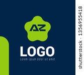 az logo concept. designed for...