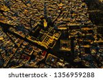 seville and costa del sol from... | Shutterstock . vector #1356959288