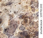 dark marble granite stone slab...   Shutterstock . vector #135701102