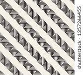 vector seamless pattern.... | Shutterstock .eps vector #1357266455