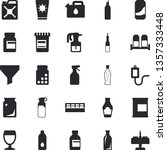 solid vector icon set   spice...   Shutterstock .eps vector #1357333448