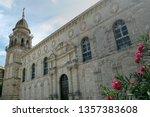 greek orthodox church of virgin ... | Shutterstock . vector #1357383608