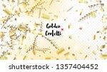 modern new year confetti...   Shutterstock .eps vector #1357404452