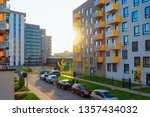apartment home  house... | Shutterstock . vector #1357434032