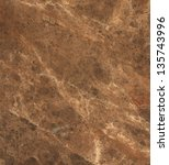 brown marble texture background. | Shutterstock . vector #135743996