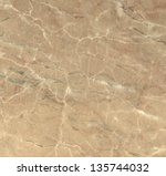 brown marble texture background. | Shutterstock . vector #135744032