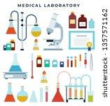 medical diagnostic or... | Shutterstock .eps vector #1357571162
