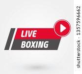 vector live stream  live icon...