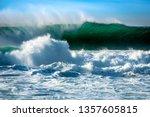 Wave Breaking On California...