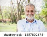 portrait of healthy happy smile ... | Shutterstock . vector #1357802678