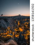 Beautiful Cappadocia Cityscape...