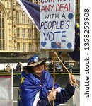 london  uk. 3rd april. one of... | Shutterstock . vector #1358253908