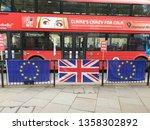 london  england. 3rd april 2019.... | Shutterstock . vector #1358302892