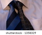 tie and collar | Shutterstock . vector #1358329