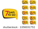 days left countdown timer sale...