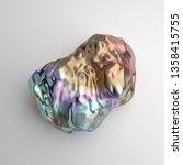 3d rendering of abstract... | Shutterstock . vector #1358415755