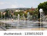 nice  france   september 18 ... | Shutterstock . vector #1358515025
