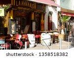nice  france   september 18 ... | Shutterstock . vector #1358518382