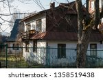 zakopane  poland   november 17  ... | Shutterstock . vector #1358519438