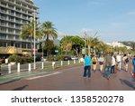 nice  france   september 18 ... | Shutterstock . vector #1358520278
