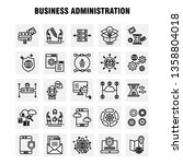 business administration line...