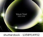 modern bright background | Shutterstock . vector #1358914952