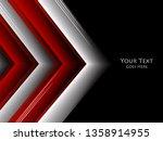 modern bright background | Shutterstock . vector #1358914955