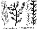 creative  silhouette hand... | Shutterstock . vector #1359067355