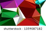 modern colorful abstract... | Shutterstock . vector #1359087182