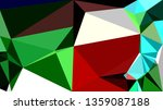 modern colorful abstract... | Shutterstock . vector #1359087188