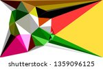 modern multicolored abstract...   Shutterstock . vector #1359096125