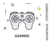 gaming icon concept