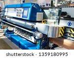modern laser cutting machine... | Shutterstock . vector #1359180995