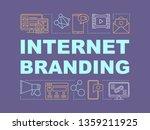 internet branding word concepts ...