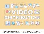 video distribution word...