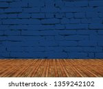 interior room with brick wall... | Shutterstock . vector #1359242102