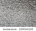 little pebbles wall background | Shutterstock . vector #1359242105