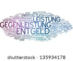 word cloud    reward | Shutterstock . vector #135934178
