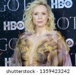 new york  ny   april 3  2019 ...   Shutterstock . vector #1359423242
