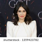 new york  ny   april 3  2019 ...   Shutterstock . vector #1359423782