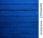 old background of blue wooden... | Shutterstock . vector #1359460358