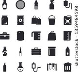 solid vector icon set   tool...   Shutterstock .eps vector #1359484598