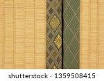 japanese straw floor covering   Shutterstock . vector #1359508415