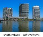 building in melbourne. australia | Shutterstock . vector #1359906098