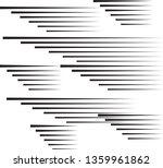 speed lines in arrow form .... | Shutterstock .eps vector #1359961862