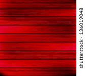 wood plank red texture... | Shutterstock .eps vector #136019048