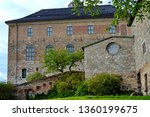 akershus castle and fortress in ... | Shutterstock . vector #1360199675