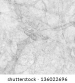 white marble texture background. | Shutterstock . vector #136022696