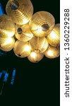 lights  photography  background | Shutterstock . vector #1360229288