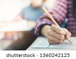 high school or university...   Shutterstock . vector #1360242125